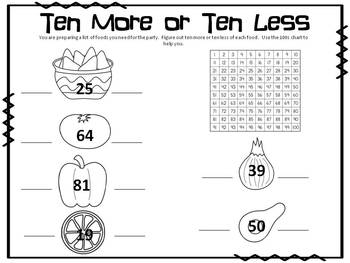 Cinco De Mayo Math Freebie