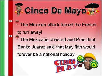 Cinco De Mayo Mexican Holiday