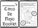 Cinco De Mayo Mini Booklet