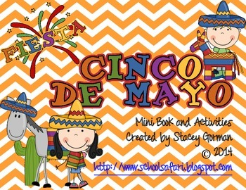Cinco De Mayo Mini Unit