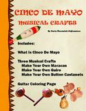 Cinco De Mayo Music Crafts