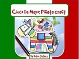 Cinco de Mayo Craft {Pinata Fiesta Fun with Mexico Symbols}
