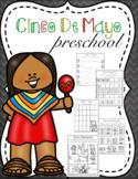 Cinco De Mayo Preschool