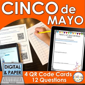 QR Code Quest: Cinco De Mayo