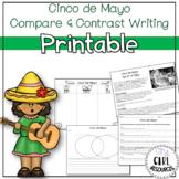 Cinco De Mayo Reading Passage and Writing