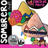 Cinco De Mayo Sombrero Craft