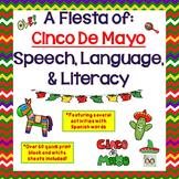 Fiesta of Cinco De Mayo Speech, Language, Articulation & Literacy