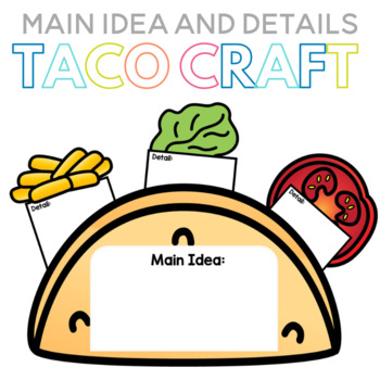 Taco Craft: Main Idea and Details