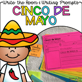 Cinco De Mayo - Write the Room & Writing Activities