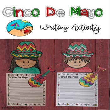 Cinco De Mayo Writing