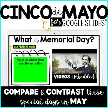 Cinco De Mayo! [celebration + printables pack]