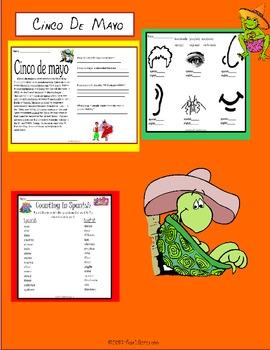 Cinco De Mayo for Your Classroom