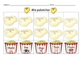 Cinco Sentidos con Palomitas - Five Senses with Popcorn