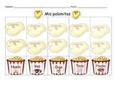 Cinco Sentidos con Palomitas - Five Senses with Popcorn