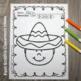 Cinco de Mayo Coloring Pages Freebie