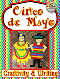 Cinco de Mayo - Craftivity and Writing Activities