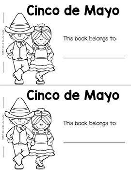 Cinco de Mayo Guided Reading Book