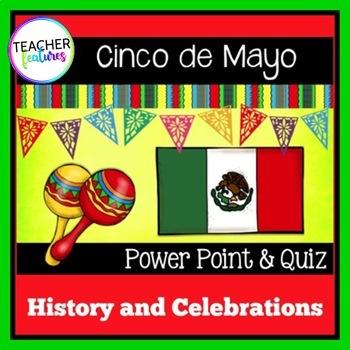 Cinco de Mayo Activity | Cinco de Mayo powerpoint | May 5th