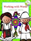 Cinco de Mayo  Working with Words K-2