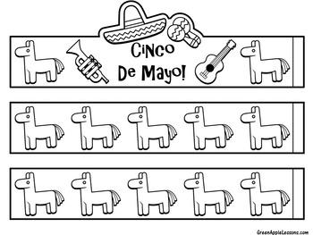 Cinco de Mayo Activity | Cinco de Mayo Craft | Cinco de Mayo Kindergarten