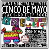 Cinco de Mayo Activity Flip Book & Cinco de Mayo Crafts Bulletin