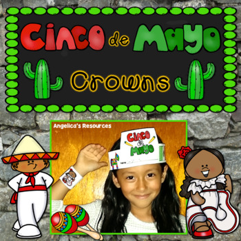 Cinco de Mayo Craft Activity : Crowns and Writsbands