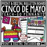 Cinco de Mayo Activity • Teach- Go Pennants™ & Cinco de Mayo Writing