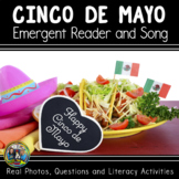 Cinco de Mayo Interactive Vocabulary Book and Song