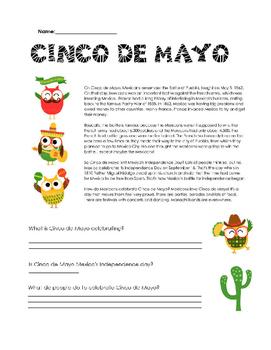 Cinco de Mayo Packet