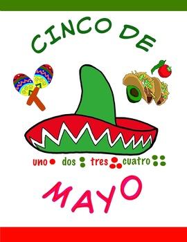 Cinco de Mayo - 3 Brag Tags and 3 Posters