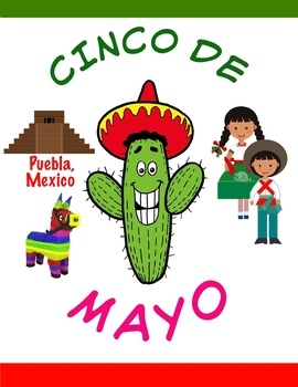 Cinco de Mayo - 3 Mini Awards and 3 Posters