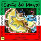 Cinco de Mayo Activities for 1st, 2nd, 3rd Grade