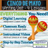 Cinco de Mayo Writing BUNDLE! - Argumentative, Persuasive,