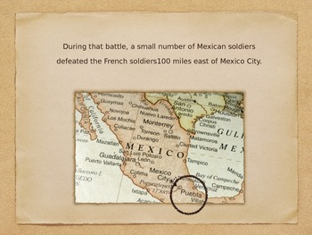 Cinco de Mayo:  A Little History Worth Knowing