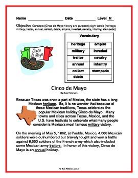 Cinco de Mayo - A Mexican Holiday