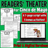 Cinco de Mayo: A Readers' Theater Script with 5 Bonus Activities