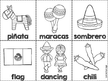 Cinco de Mayo ABC Order Cut and Paste Printable---FREEBIE
