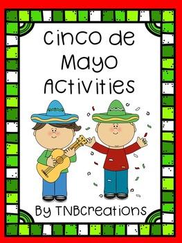 Cinco de Mayo Language Arts Writing Activities