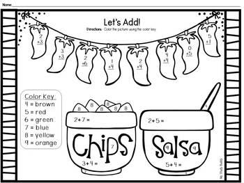 Cinco de Mayo Activities: Crafts & More (Kindergarten & First Grade)