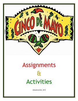 Cinco de Mayo Activities (Middle School)