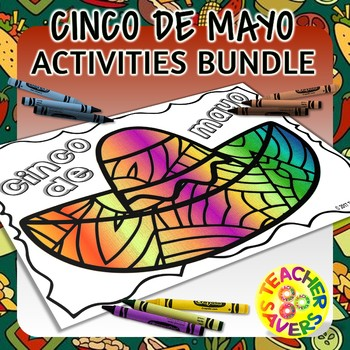 Cinco de Mayo Activities and Printables
