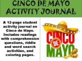 Cinco de Mayo Activity Journal