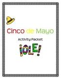 Cinco de Mayo Activity Packet