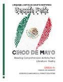 Cinco de Mayo All-Inclusive Reading Comprehension Activity Pack