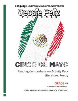 Cinco de Mayo All-Inclusive Reading Comprehension Activity Pack