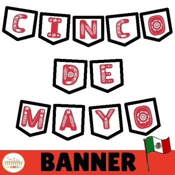 Cinco de Mayo Banner FREEBIE