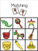 Cinco de Mayo Basic Skill Flipbooks