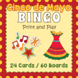Cinco de Mayo Bingo Game