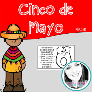 Cinco de Mayo - Black and White Reader