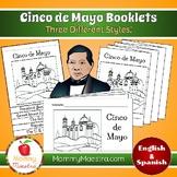 Cinco de Mayo Booklets